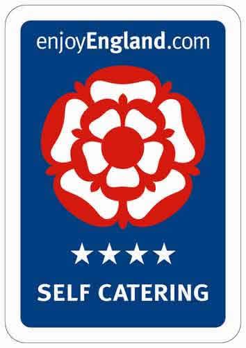visit england 4 star self catering cottage